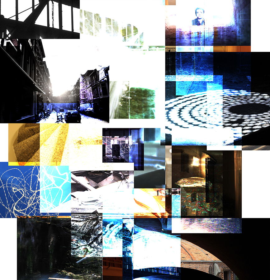 Lichtcollage 1